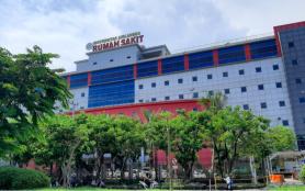 RS Unair Mulai 'Puyeng' Menangani Lonjakan Pasien Covid-19 Usai Libur Lebaran.- JPNN.com Jatim