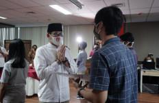 KAHMIPreneur Konsisten Pacu Mahasiswa Berjiwa Wirausaha Tetap Inovatif - JPNN.com