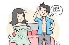 Khusus Dewasa: Suamiku Terpuaskan ketika Melihat Tubuhku Dijamah Pria Lain - JPNN.com