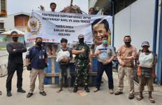 Bamsoet Bagikan Ribuan Paket Sembako untuk Warga di Daerah Pemilihannya - JPNN.com