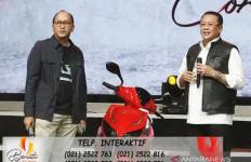 Fantastis! Lelang Motor Listrik Gesits Tembus Miliaran Rupiah - JPNN.com
