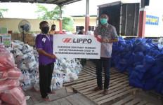 Lippo Karawaci Berikan Bantuan 2.000 Paket Sembako Kepada Pemkab Tangerang - JPNN.com
