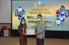 Kementan Gandeng Swasta Perbanyak Antivirus Buatan Anak Bangsa - JPNN.com