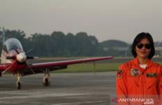 Ini Letda Pnb Ajeng Tresna, Penerbang Tempur Perempuan Pertama TNI AU - JPNN.com