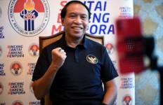Ngobrol Santai Bareng Menpora, Bagus Kahfi Berharap Fasilitas Lapangan di Indonesia Ditingkatkan - JPNN.com
