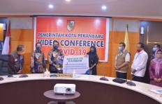 Wali Kota Pekanbaru Mengapresiasi Program CSR PT PJB UBJOM PLTU Tenayan - JPNN.com