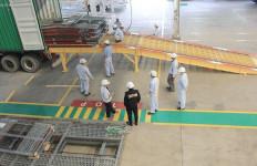 Bea Cukai Tegal Fasilitasi PT Hamana Works Tira Indonesia Ekspor Perdana - JPNN.com