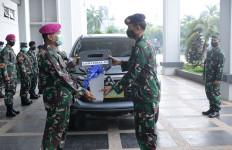 Danlantamal III Brigjen TNI Hermanto Dapat Mobil Baru - JPNN.com