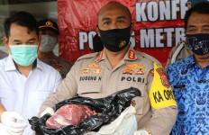 Daging Babi Dikirim dari Palembang, Dicampur Daging Sapi, Lalu Dijual di Tangerang - JPNN.com
