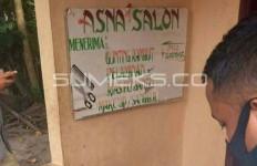 Pria Tewas Bersimbah Darah di Depan Salon Asna Ternyata Anang Gondrong - JPNN.com