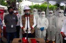 Sandiaga Uno Gelar Rapid Test Covid-19 di Kawasan Padat Penduduk Jakarta - JPNN.com