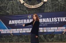 Amy Atmanto Ajak Jurnalis Muda Menyuguhkan Informasi secara Baik dan Benar - JPNN.com