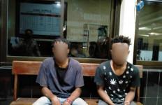 Polisi Curiga Terhadap 2 Pemuda Ini, Ketika Diperiksa, Benar Saja - JPNN.com