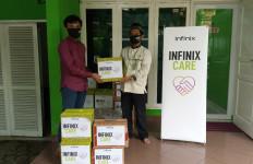 INFINIX Berbagi dengan Para Anak Yatim di Jakarta - JPNN.com