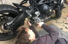 Di Negara Ini Sepeda Motor yang Berisik Ditilang dan Disita - JPNN.com