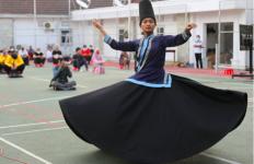 Tarian Sufi Sebar Energi Positif di Rumah Pak Ganjar, Mengirimkan Doa dan Zikir ke Langit - JPNN.com