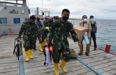 TNI Mengerahkan 2 Kapal Perang, Luar Biasa! - JPNN.com