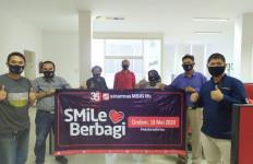 Lewat SMiLe Berbagi, Sinarmas MSIG Life Wujudkan Kepedulian - JPNN.com