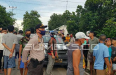 Dua Pria Tewas Dibantai Sekelompok Orang Bersenjata Parang, Sadis Banget! - JPNN.com