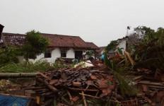 Tulang Bawang Luluh Lantak, 2 Orang Meninggal, 1 Sapi Mati, 245 Rumah Rusak - JPNN.com