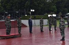 Panglima TNI Terima Laporan Kenaikan Pangkat 79 Perwira Tinggi TNI - JPNN.com