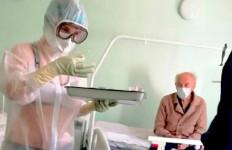 Perawat Cantik Pakai Bikini yang Viral Dapat Tawaran Model Lingerie - JPNN.com