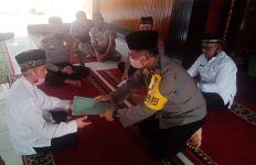 2 Bulan Ditahan, Handester Wite Masuk Islam - JPNN.com