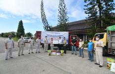 Karyawan Pupuk Kaltim Salurkan Donasi Rp2,2 Miliar - JPNN.com