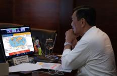 9 Rektor UIN dari Berbagai Daerah Ngobrol Bareng Menko Luhut - JPNN.com