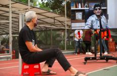 Panggung Kahanan di Rumah Pak Ganjar Berakhir, Donasi untuk Seniman Capai Rp 424 juta - JPNN.com