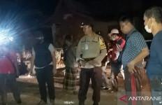 Posko Covid-19 Dibakar, Oh Pelakunya Ternyata - JPNN.com
