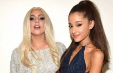 Lady Gaga Ajak Ariana Grande Garap Lagu Rain on Me - JPNN.com