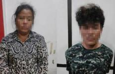 Ibu dan Anak Nekat Membobol Rumah Seorang Aparat, Ya Begini Jadinya - JPNN.com