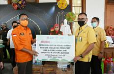 Petrokimia Gresik Belum Surut Bantu Penanganan Corona dan Dampaknya di Jatim - JPNN.com