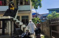 Pasien COVID-19 Ditangkap Setelah Sepanjang Malam Sembunyi di Plafon Asrama - JPNN.com