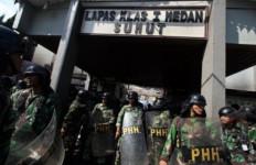 1.295 Napi di Medan Dapat Remisi Idulfitri - JPNN.com