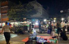 PSBB Tak Laku di Malam Takbiran, Lihat Kondisi Kota Tua Jakarta - JPNN.com