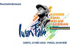 Konser Musik Iwan Fals di Malam Takbiran, Wasekjen MUI: Fokus Dalam Takbir - JPNN.com
