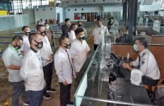 Satgas Lawan Covid-19 DPR RI Apresiasi Protap Bandara Soetta - JPNN.com