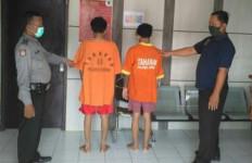 10 Hari Buron, 2 Begal Sadis yang Beraksi di Dekat Kantor Polisi Ini Akhirnya Ditangkap - JPNN.com