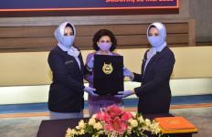 Sah! Ny. Inong Fadjar Prasetyo Resmi Jadi Ketua Umum PIA Ardhya Garini - JPNN.com