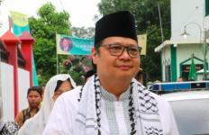 Doa Khusus Airlangga di Idulfitri Kali Ini, Semoga Terwujud - JPNN.com