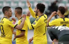 Borussia Dortmund Berjaya di Kandang Wolfsburg - JPNN.com