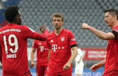 Bayern vs Eintracht Frankfurt: Tuan Rumah Ukir Rekor Ganas - JPNN.com