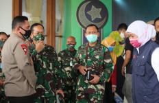 Pangarmada II Hadiri Rapat Evaluasi PSBB Surabaya Raya di Grahadi, Nih Hasilnya - JPNN.com
