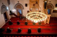 Foto-foto Salat Idulfitri di Berbagai Negara: Ada Umat Islam di Negeri Yahudi - JPNN.com