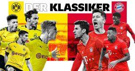 Malam Ini: Borussia Dortmund Vs Bayern Muenchen