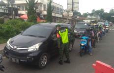 Libur Lebaran, Puncak Bogor Diserbu Wisatawan - JPNN.com