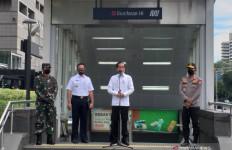 Lihat! Ada Jokowi, Panglima TNI, Kapolri dan Gubernur DKI, Ada Apa Ini? - JPNN.com
