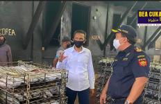 Bea Cukai Maumere Pantau Geliat Ekspor Wilayah Flores di Tengah Pandemi Covid-19 - JPNN.com